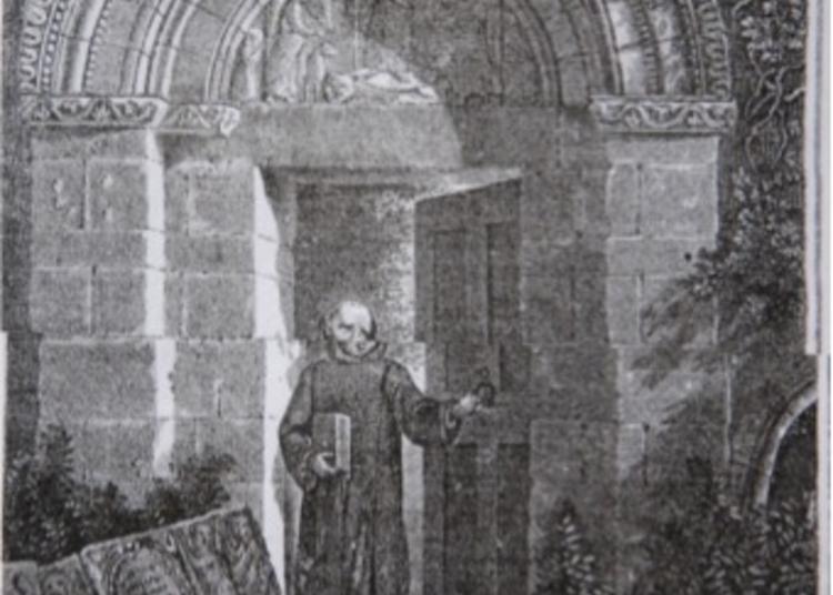 La Porte Romane Du Réfectoire De L'abbaye S'ouvre :  Concert Par L'ensemble Baroque Symaethis. à Lyon