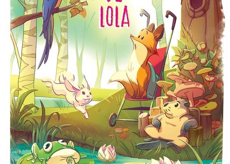 La Poussette De Lola à Paris 11ème