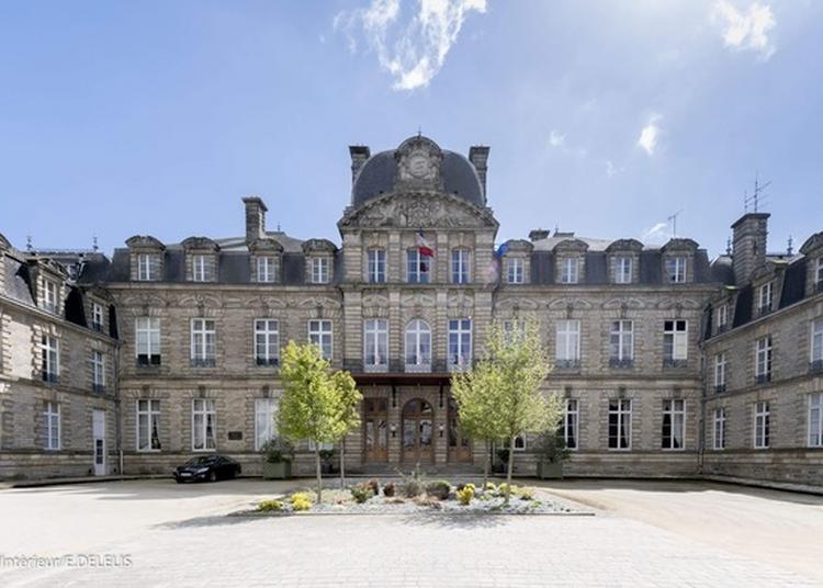 La Préfecture Du Morbihan Ouvre Ses Portes à Vannes