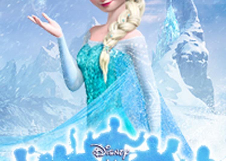 La Reine Des Neiges à Paris 8ème