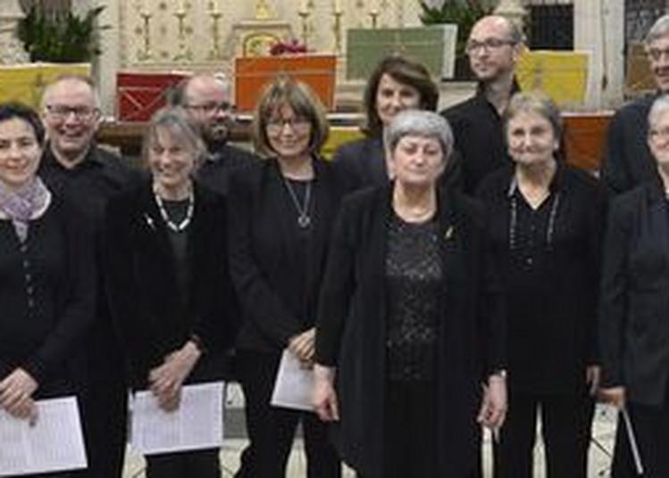 La Renaissance En Musique Par L'ensemble Vocal Anonymus à Orléans