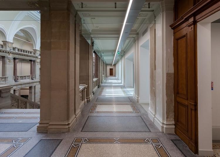 La Rénovation Du Tribunal De Grande Instance De Strasbourg