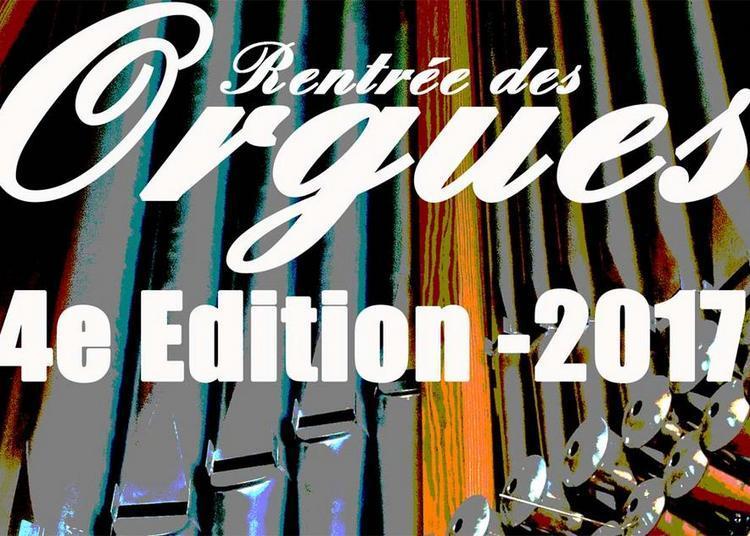 La rentrée des orgues 2017 - Concert Venise Baroque (ténor et orgue) à Marcq en Baroeul