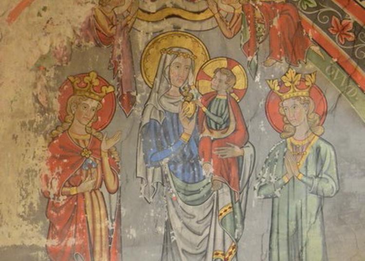 La Restauration De L'église Et De Ses Peintures à Strasbourg