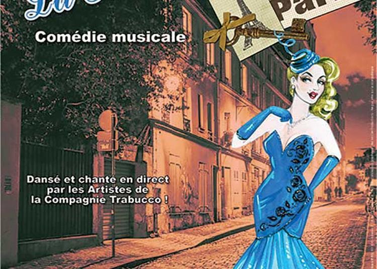 La Romance De Paris à Saint Amand les Eaux