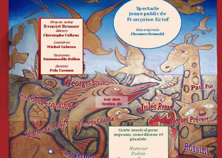 La Ronde Des Animaux à Boulogne Billancourt