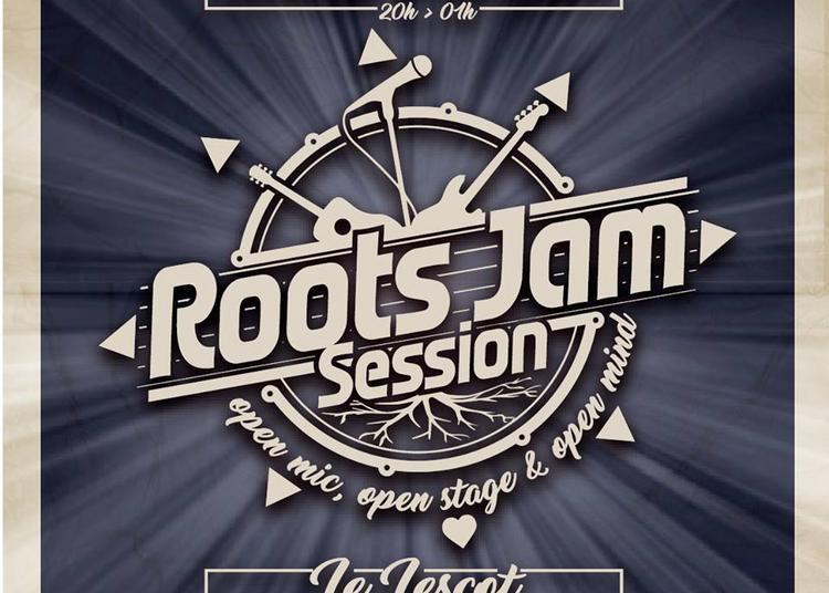 La Roots Jam Session 332 # à Paris 19ème
