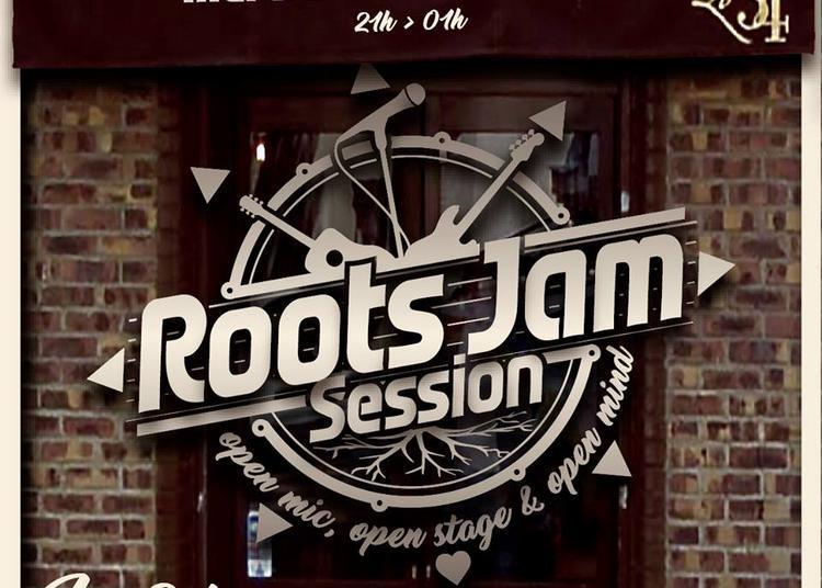La Roots Jam Session 330 # à Paris 18ème