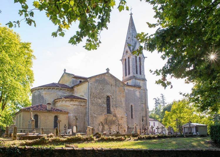 La Route Des églises Du Pays De Villeneuve En Armagnac Landais à Villeneuve de Marsan