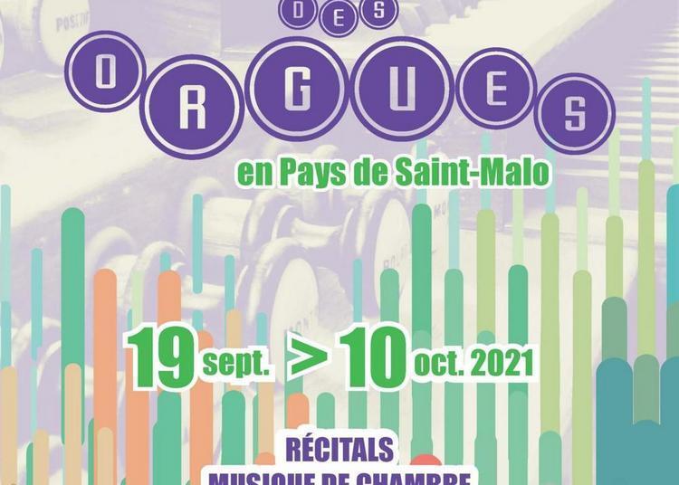 La Route des Orgues en Pays de Saint-Malo 2021