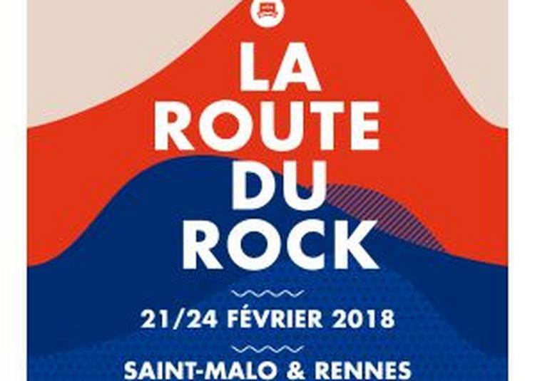 La Route Du Rock - Collection Hiver - Forfait 2 Jours à Saint Malo