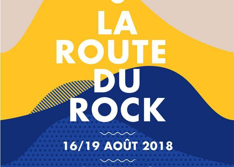 La Route Du Rock - Ete Jeudi à Saint Malo
