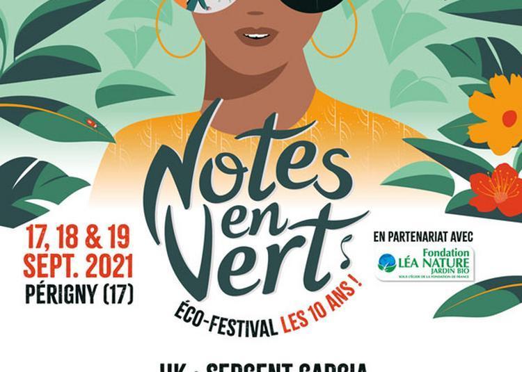 Notes en Vert Pass 1 jours à Perigny