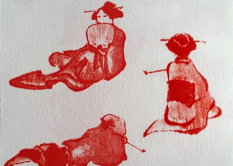 La Saeta présente «HANJO - Nô moderne de Mishima» à Nice