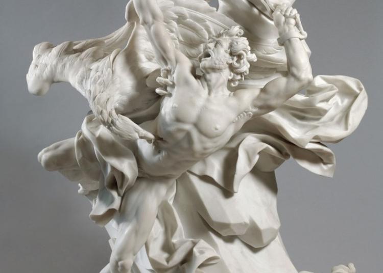 La Sculpture En Dansant à Nancy