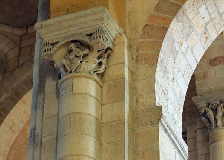La Sculpture Romane Dans Tout Ses états ! à Plaimpied Givaudins