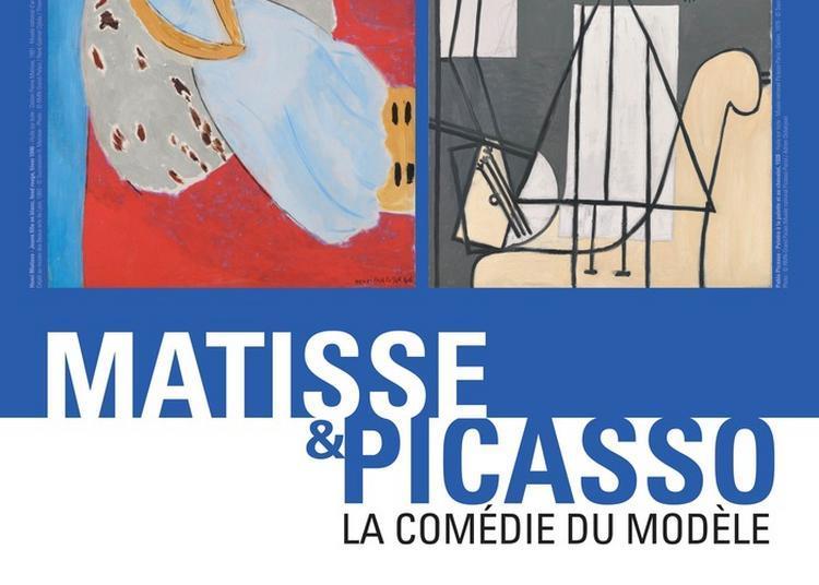 La Séance De Pose Avec Matisse Et Picasso à Nice