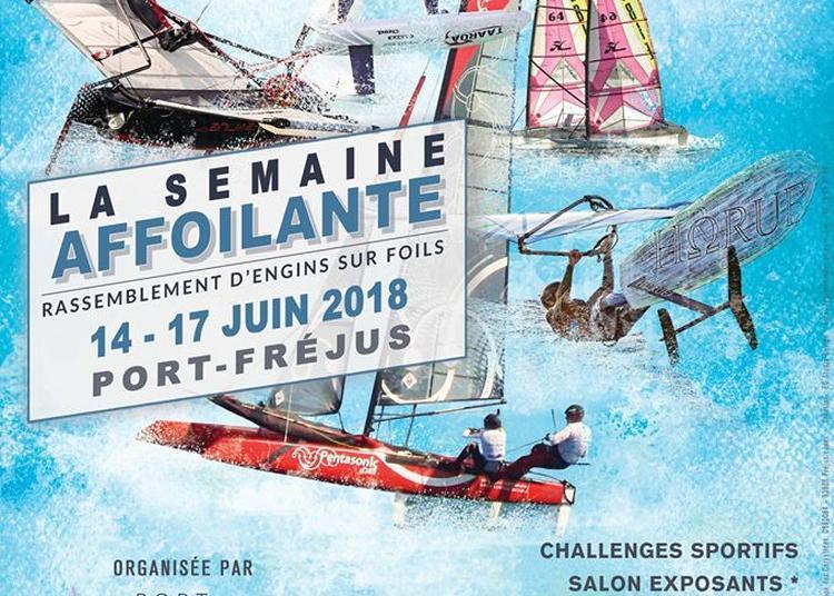 La semaine affoilante sur le port de frejus : 7sundays à Frejus