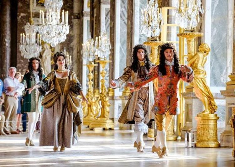 La Serenade Royale + Grandes Eaux à Versailles