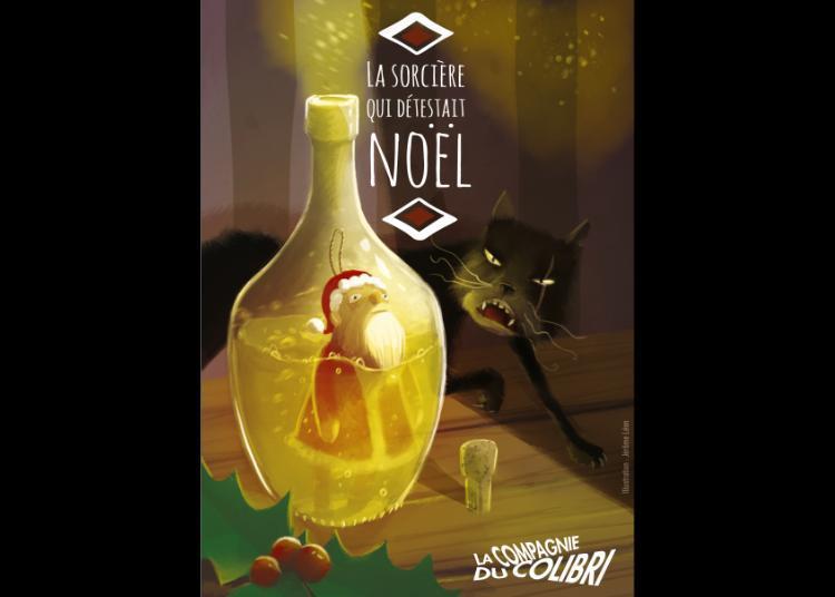 La sorcière qui détestait Noël à Dijon