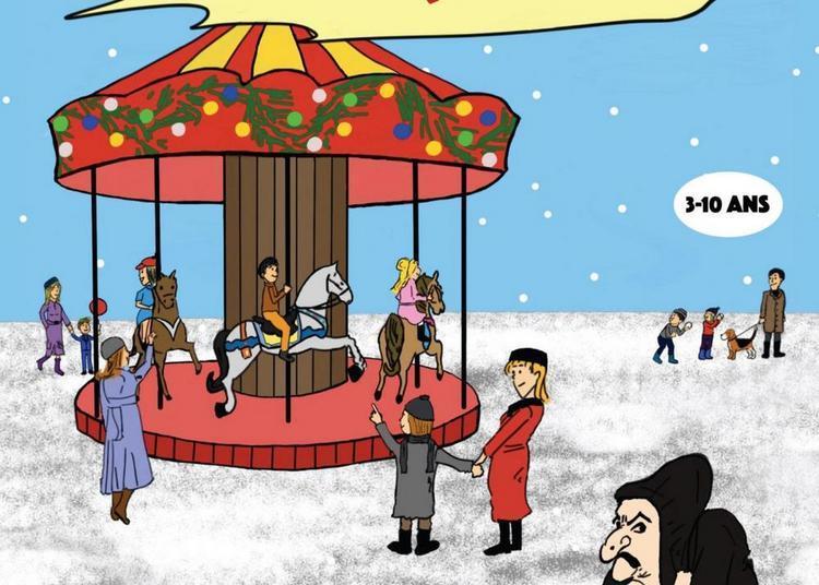 La Sorcière qui n'aimait pas Noël (3-10 ans) à Avignon