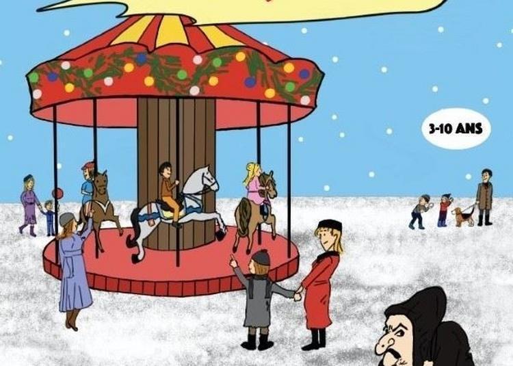 La Sorcière Qui N'Aimait Pas Noël à Aix en Provence