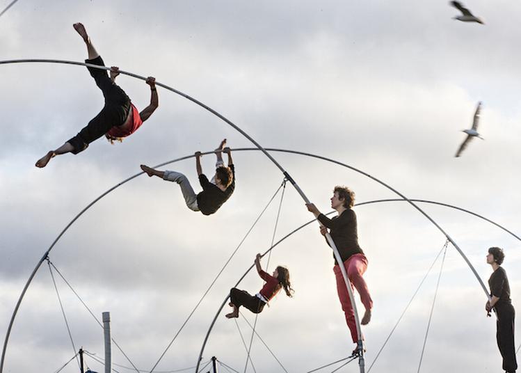 La Spire - Festival La Route du Sirque à Nexon