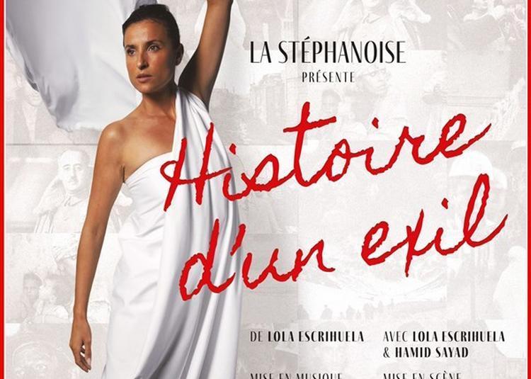 La Stéphanoise Dans Histoire D'Un Exil à Saint Etienne