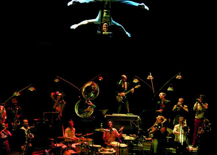La Toile   Surnatural Orchestra à La Plaine saint Denis