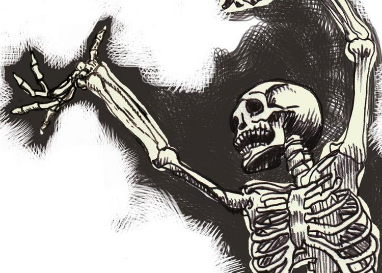 La tragique et mystique histoire d'Hamlet à Annemasse
