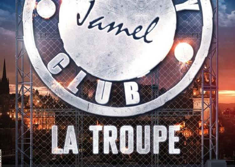 La Troupe Du Jamel Comedy Club à Marseille