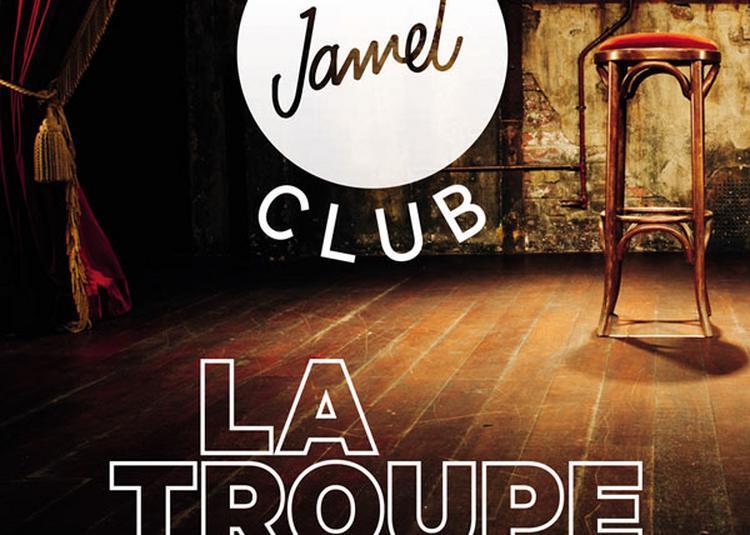 La Troupe Du Jamel Comedy Club à Bourg les Valence