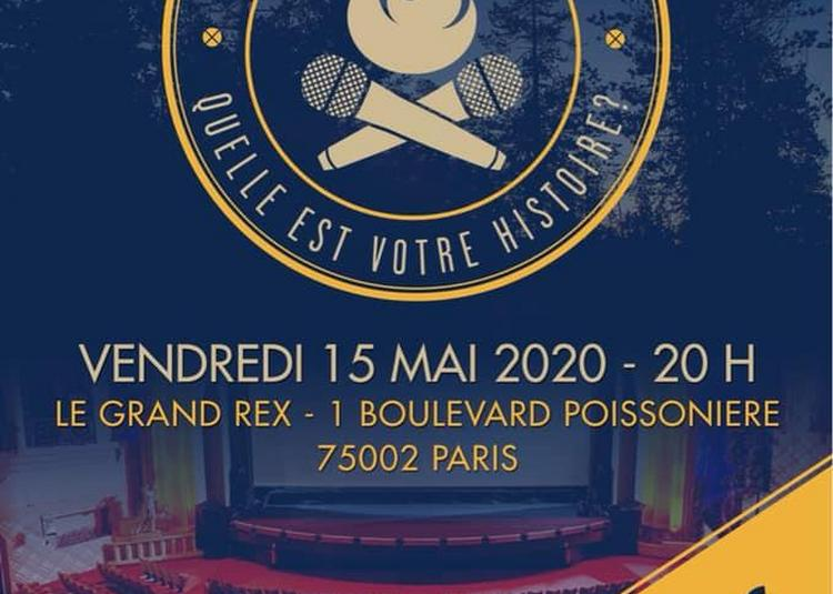 La Veillée Fête Ses 5 Ans Au Grand Rex à Paris 9ème