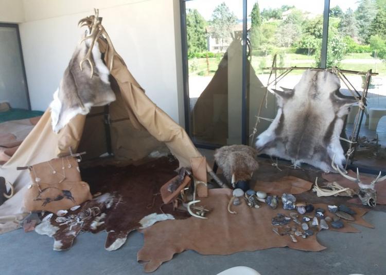 La Vie Quotidienne Au Paléolithique à Aurignac