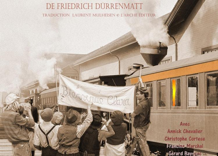 La visite de la vieille dame de Friedrich Dürenmatt à Puch d'Agenais