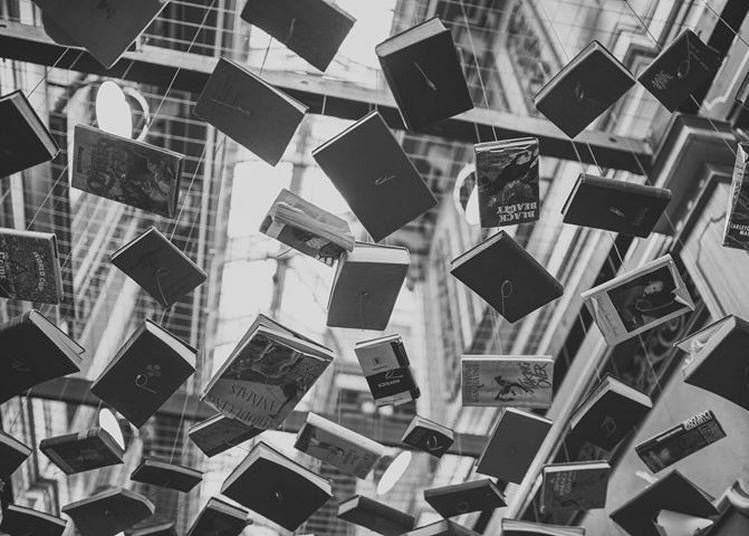 La Voix des Livres : tchatche & bouquins à Marseille