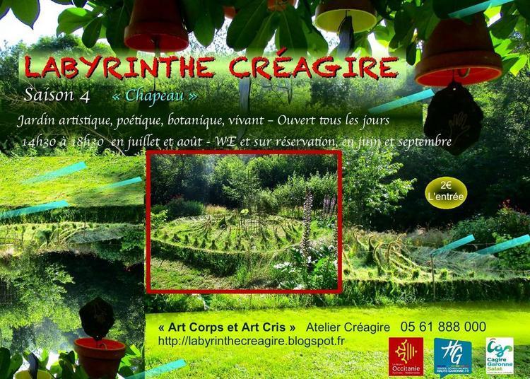 Labyrinthe Créagire 4è Saison