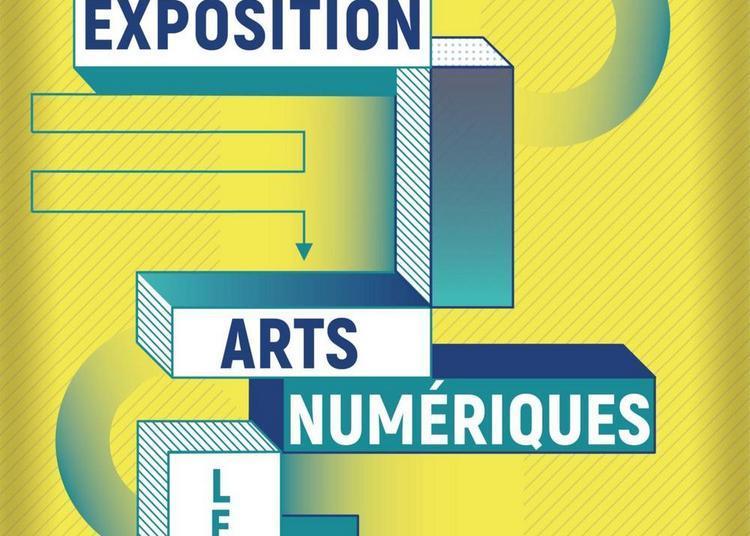 Labyrinthe : Exposition d'Arts Numériques à Rouen