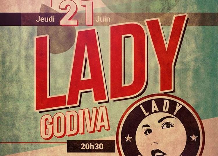 Lady Godiva (Fête de la Musique 2018) à Amiens