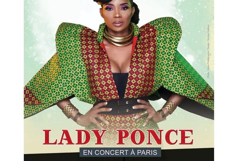Lady Ponce à Paris 9ème