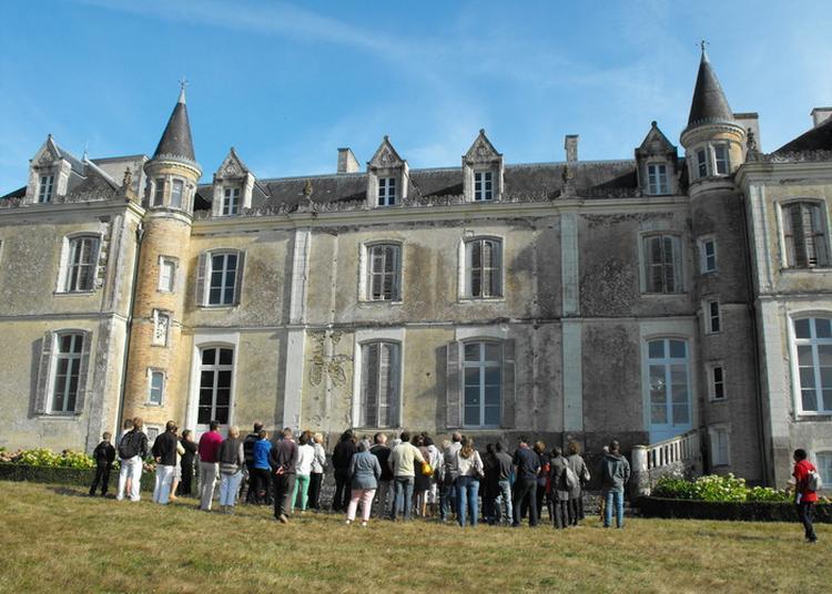 Laissez-vous Conter Le Château Du Coing à Saint Fiacre sur Maine