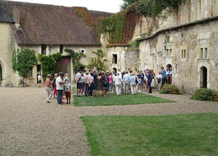 Laissez Vous Emmenez Par La Passion De Notre Guide-conférencière à Couture sur Loir