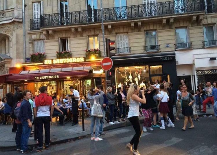 Laksap à Paris 7ème