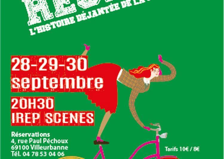 Respire, l'histoire déjantée de la bicyclette à Villeurbanne