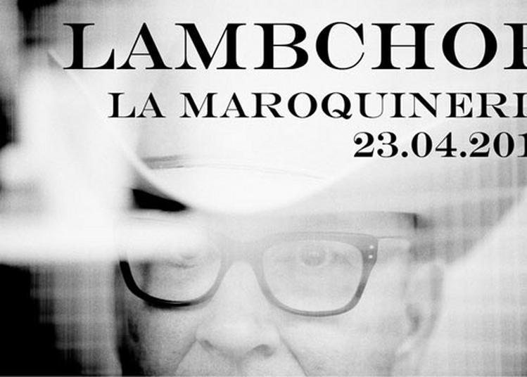Lambchop à Paris 20ème