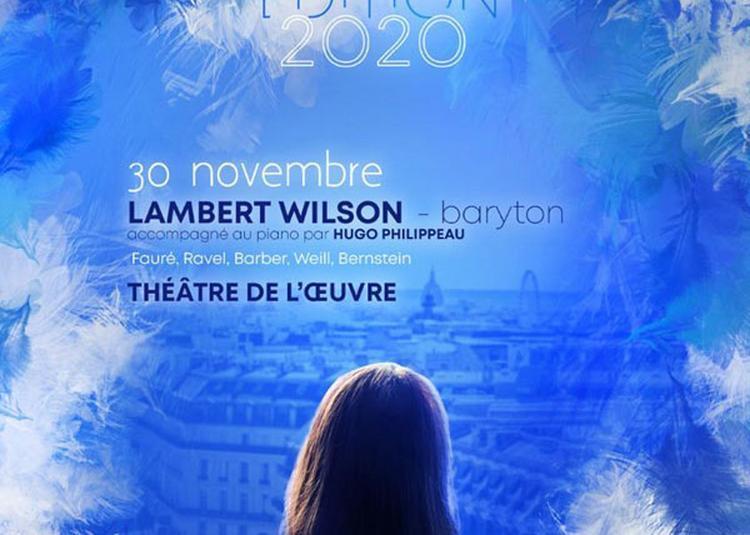 Lambert Wilson à Paris 9ème