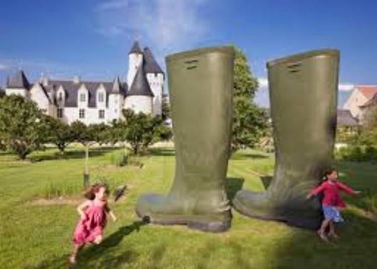 Lancement De L'exposition Grandeur Nature... Lilian Bourgeat à Saint Claude