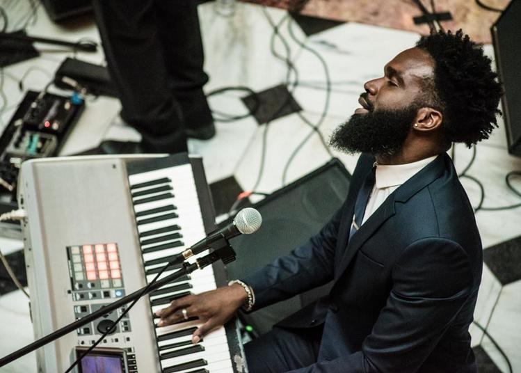 Lancement De La Saison Culturelle Fall 2018 / Concert D'aaron Abernathy à Paris 16ème