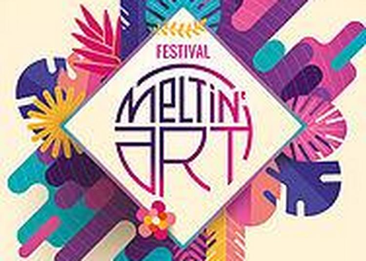 Lancement Meltin Art 2018 Concert Lionel Achenza - Expo Afi à Marseille