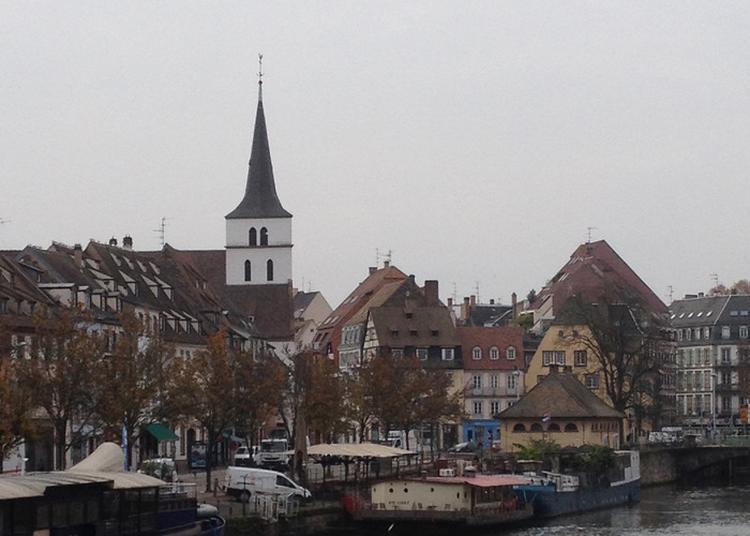 « Albert Schweitzer : Un Ancrage À Saint-guillaume » à Strasbourg